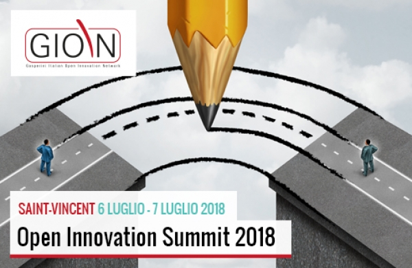 Open Innovation Summit - Saint-Vincent (Aosta) 6-7 luglio 2018
