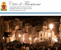 Frosinone Open Data