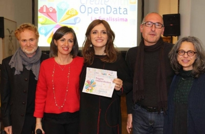 Create With Open Data del Comune di Reggio Emilia