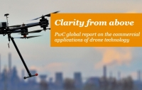 PwC global report on the commercial applications of drone technology