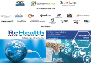 ReHealth - la Startup Competition dedicata all'Healthcare