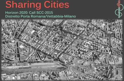 Sharing Cities: un quartiere di Milano diventa smart