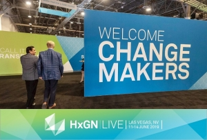 Planetek con Hera Group all'HxGN Live di Las Vegas