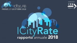 ICity Rate 2018 di FPA: la classifica delle smart city italiane