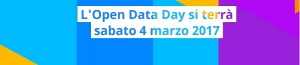 Open Data Day - 4 marzo 2017