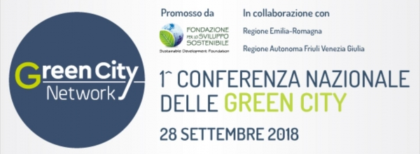 Green City Network - bologna 28 settembre 2018