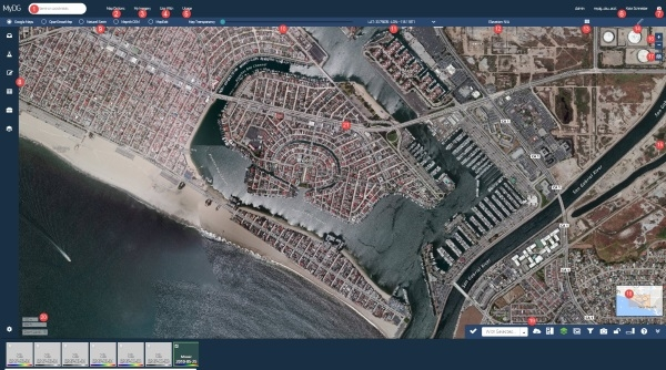 Workshop: The Future of Very High Resolution Satellite Imagery - Roma 20 novembre 2018